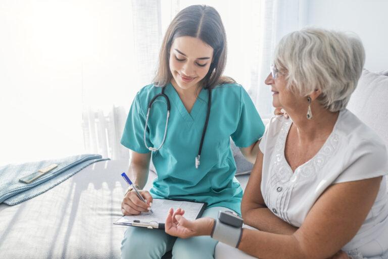Medizinische Hauskrankenpflege