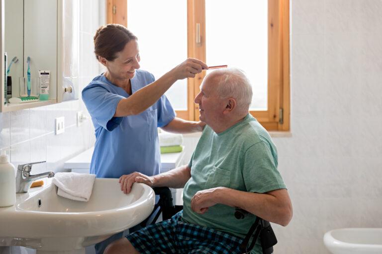 Hauskrankenpflege